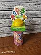 Детская бутылочка с трубочкой герои фиксики, фото 4