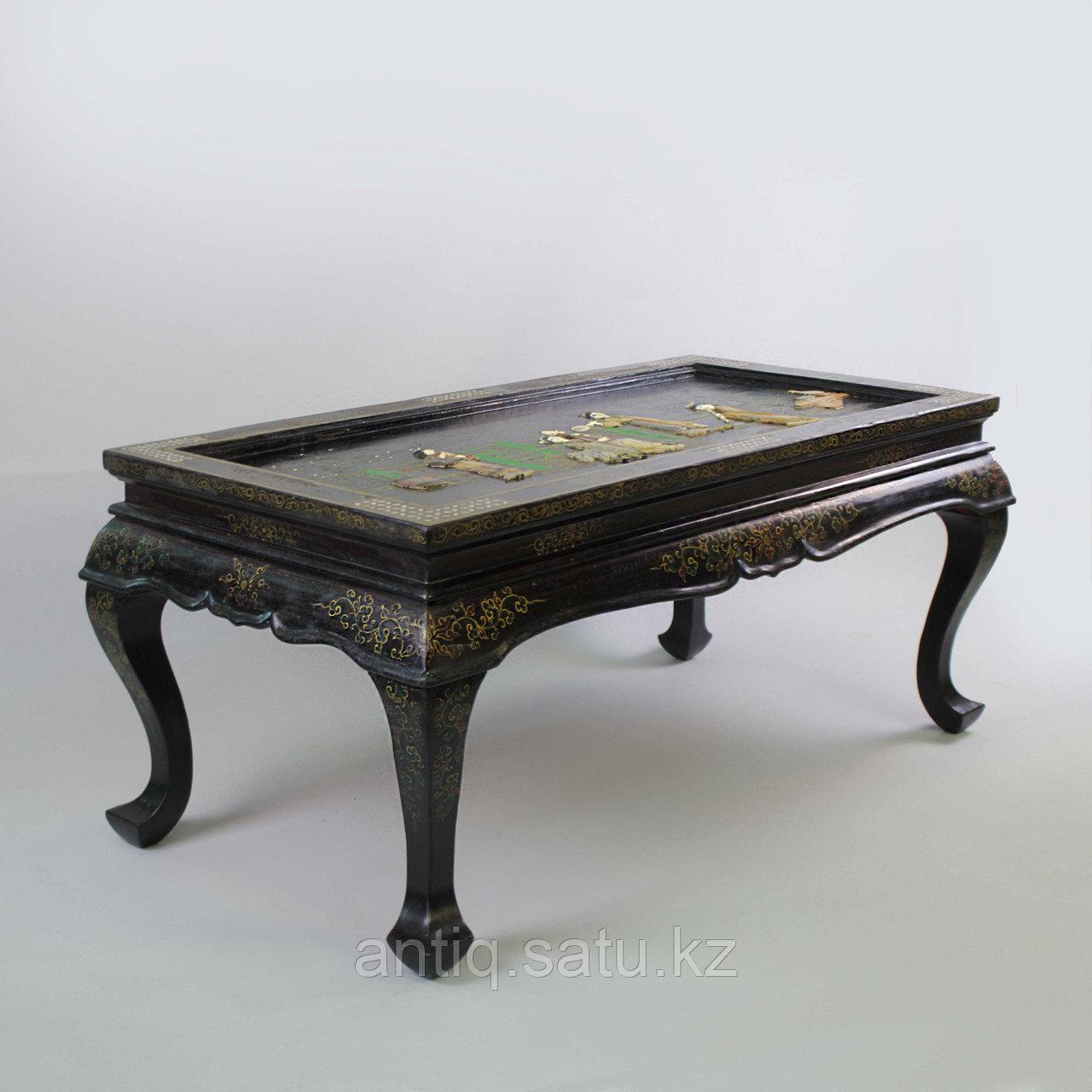 Китайский столик в классическом стиле - фото 4