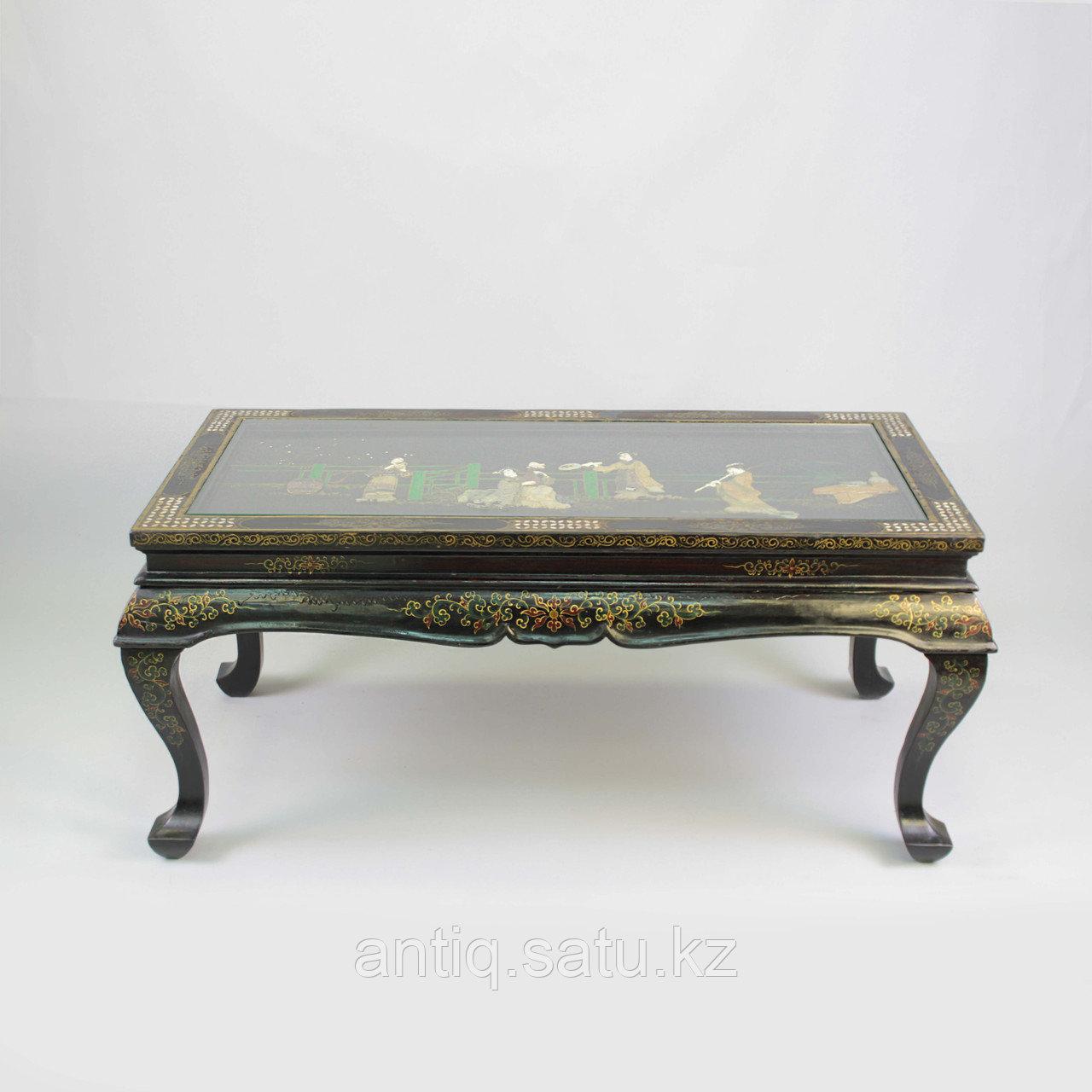 Китайский столик в классическом стиле - фото 1