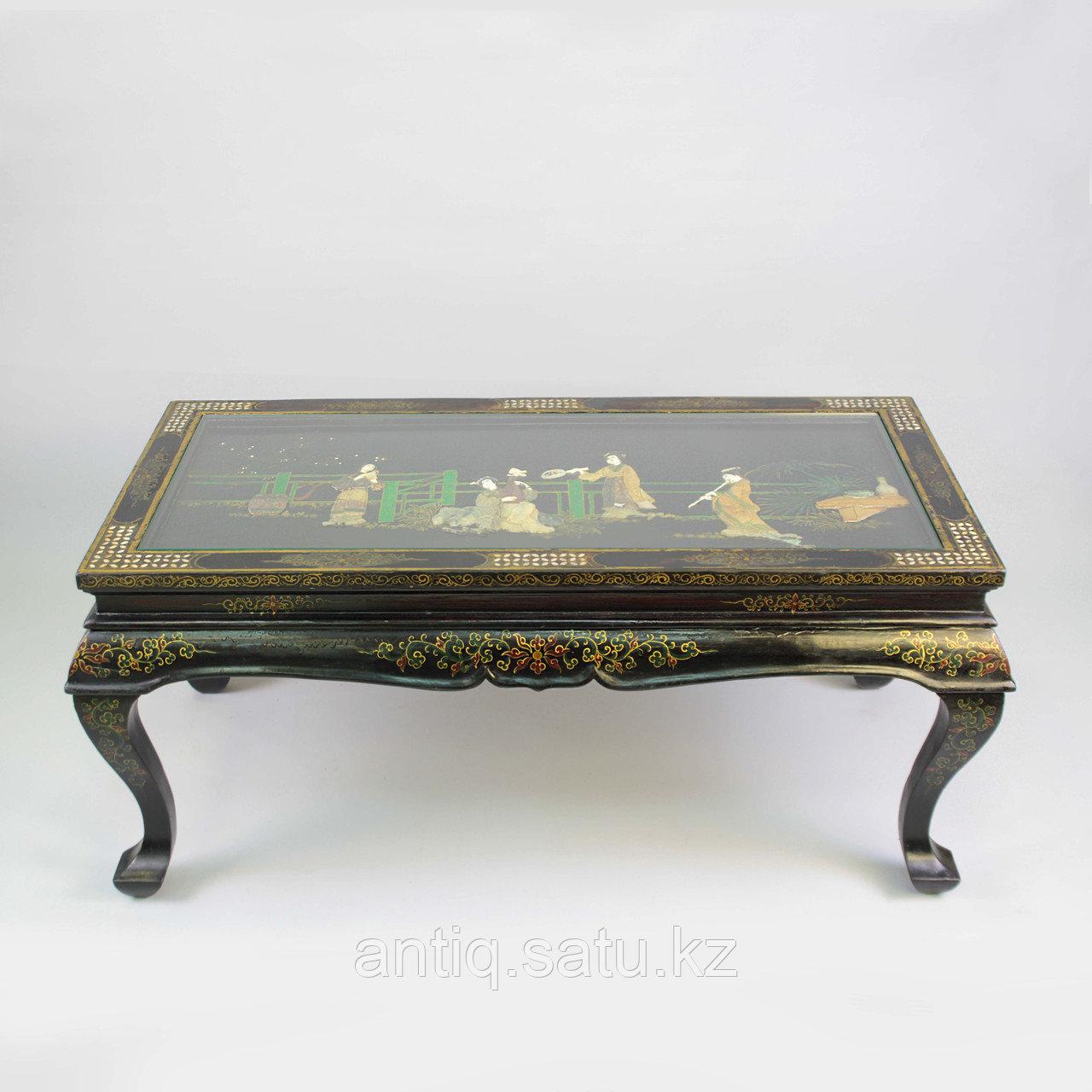 Китайский столик в классическом стиле - фото 8