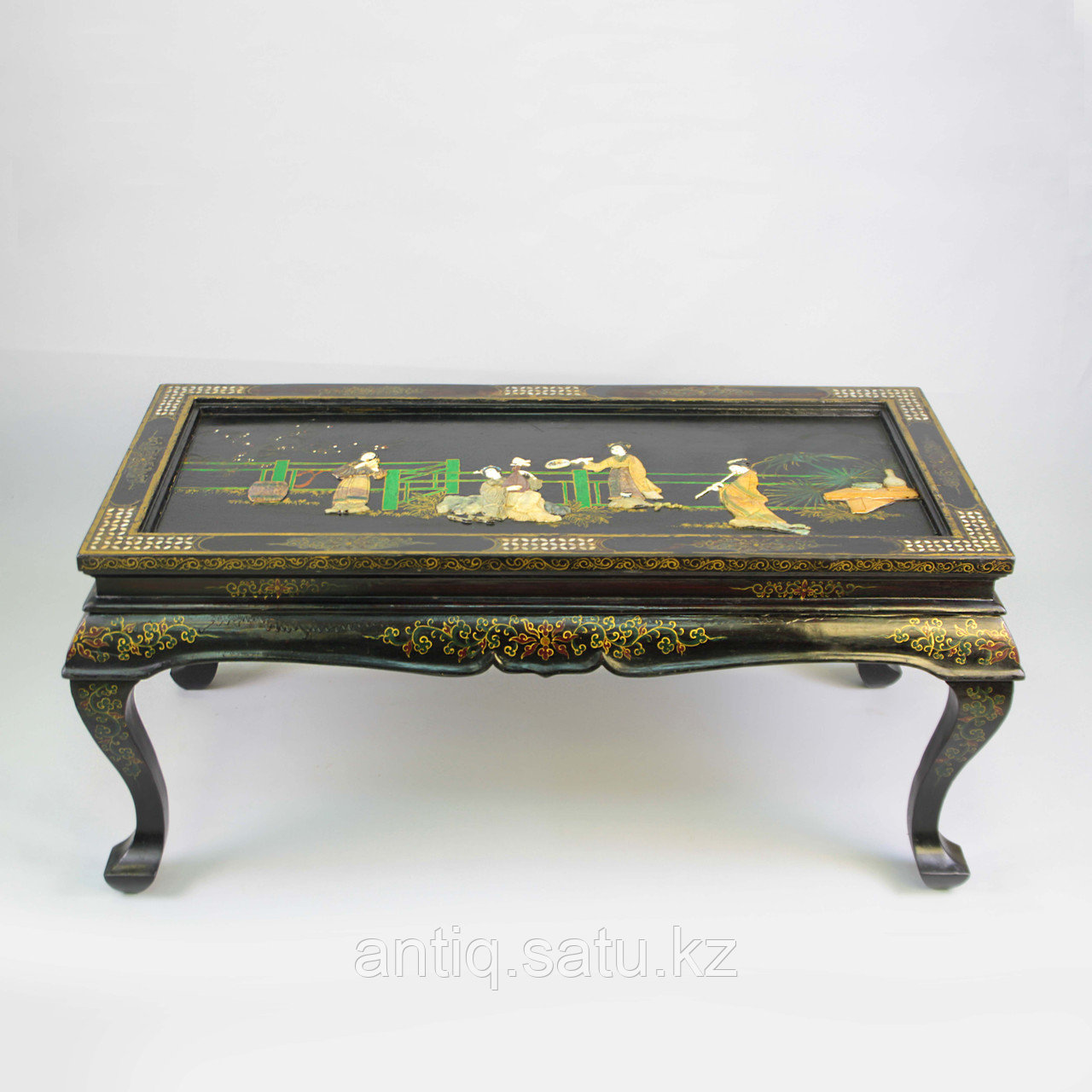 Китайский столик в классическом стиле - фото 2