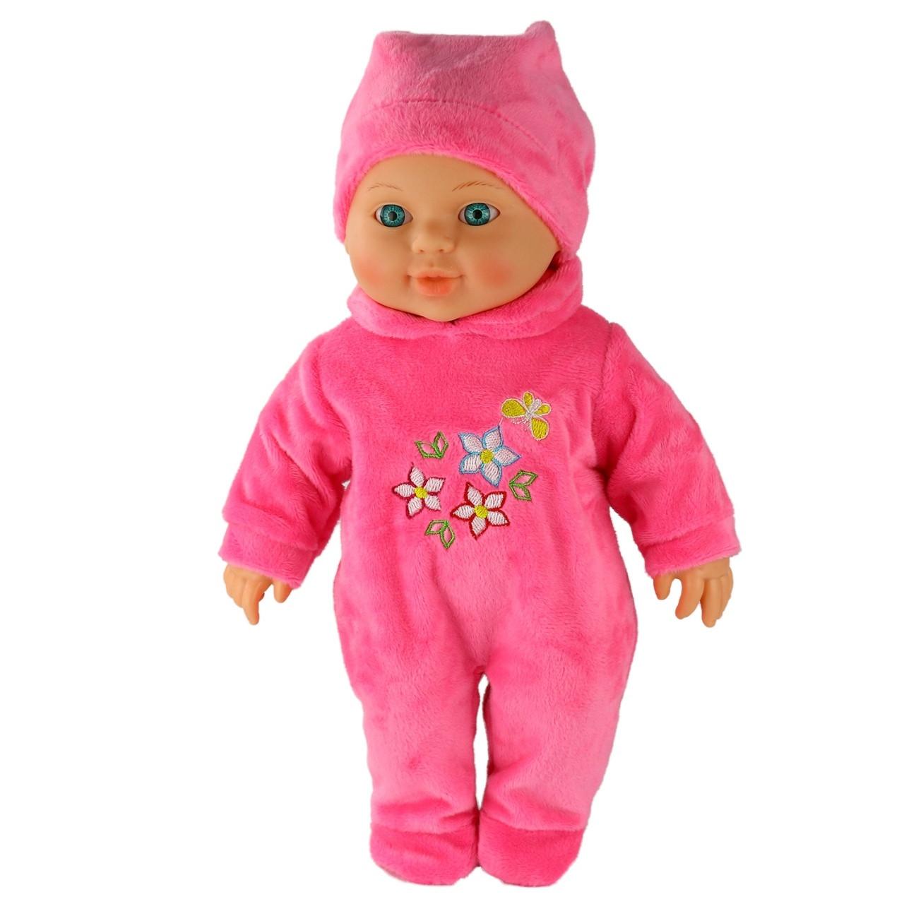 Весна Кукла Малышка Цветочки, 30 см