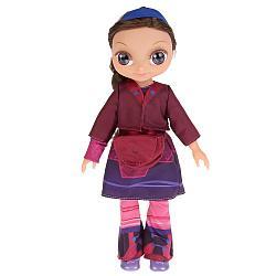 Сказочный патруль Интерактивная кукла Варя кэжуал, 32 см. 15 песен и фраз