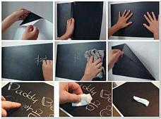 Пленка на стену для рисования мелом, фото 3