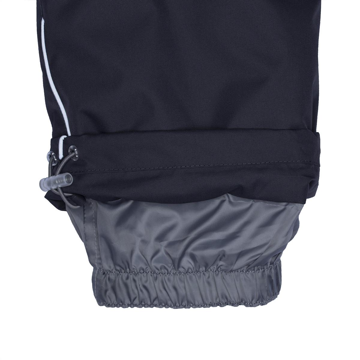Комплект для девочек Huppa WONDER, белый с принтом/тёмно-серый - фото 5