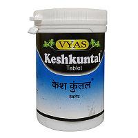 Кешкунтал 100таб (Keshkuntal) Средство для роста волос VYAS