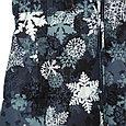 Пальто для девочек Huppa YACARANDA, тёмно-синий с принтом, фото 5