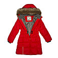 Пальто для девочек Huppa YACARANDA, красный, фото 4