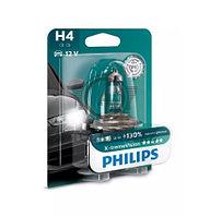 12342XV H4 Philips X-Treme Vision +130 Штатная галогенная лампа
