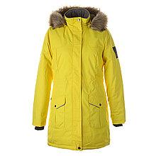 Пальто для женщин Huppa  MONA 2, жёлтый