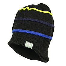 Вязаная детская шапка JOOSEP 1, чёрный М
