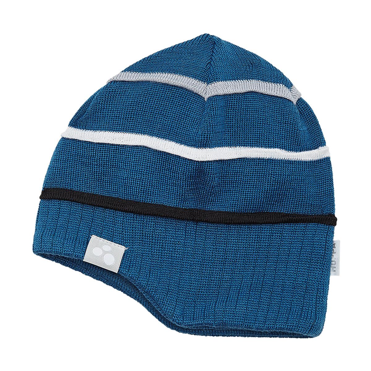 Вязаная детская шапка JOOSEP 1, бирюзово-зелёный