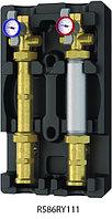 """Котельная группа (без смесительного клапана и без насоса) Giacomini R586RY 25 (1""""0"""