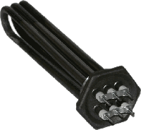 Блок Трубчатый Электронагревателей ТЭНБ-П-12 кВт ТЭН110, МИКМ 121 (ЭВПМ-36)