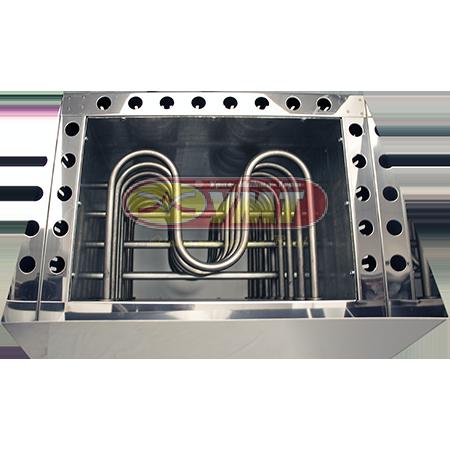 Электрокаменка «Душка» ЭКМ-18 ( крашенная ) - фото 2