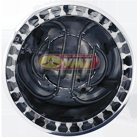 Электрокаменка ЭКМ-4 ( нержавейка ) - фото 3