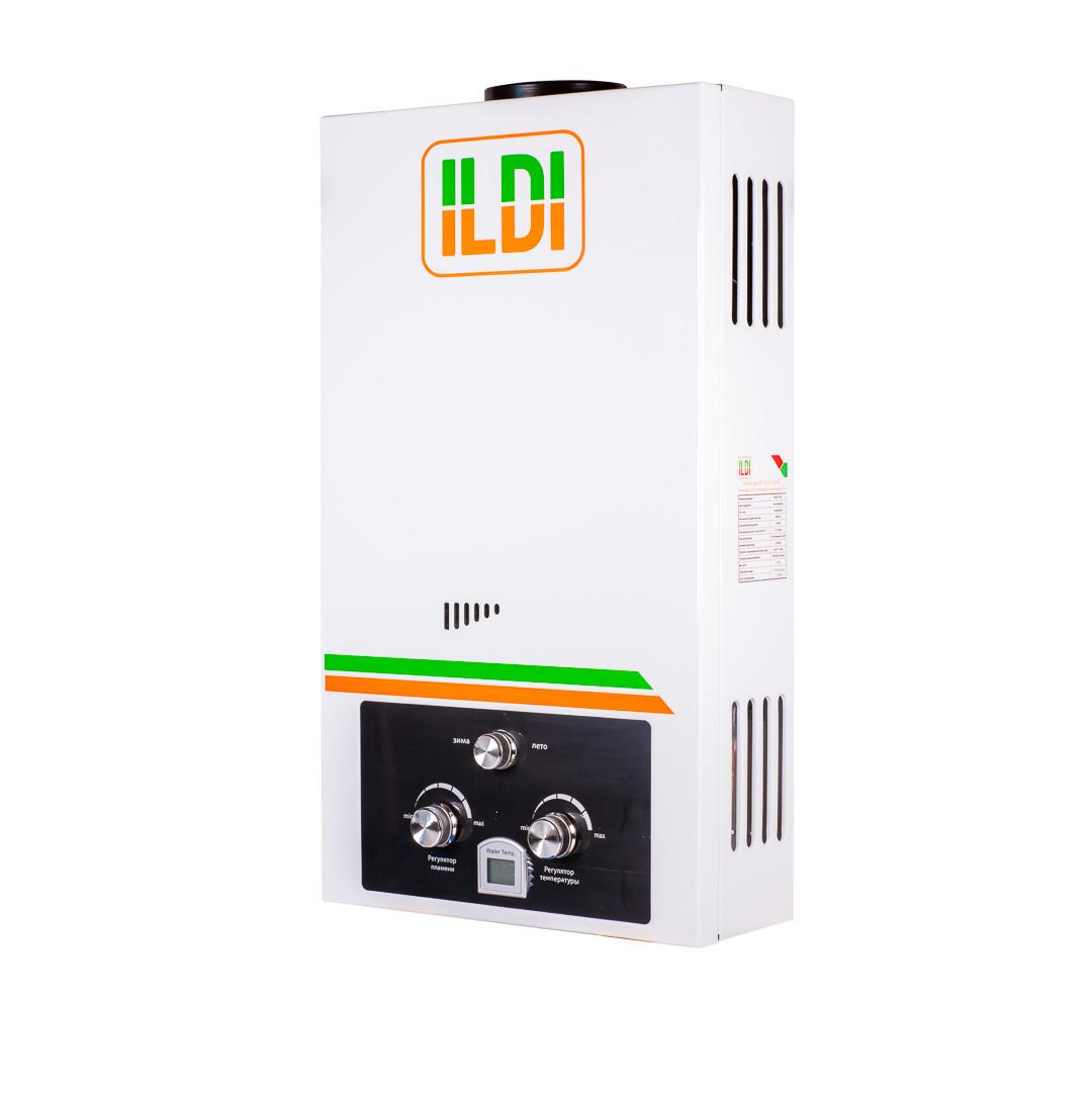 Газовый водонагреватель JSD24 ILDI 12 л. - фото 2