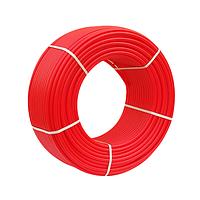 Труба для напольного отопления однослойная красная PERT d16x2,0 mm, Chevron Thermo