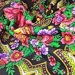 Павлопосадский платок Русская красавица 325-18 (146х146 см), фото 7
