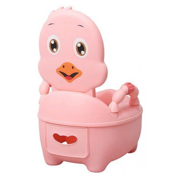 Детский горшок PITUSO ЦЫПЛЕНОК Розовый PINK 36,5*31,5*46 см