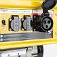 Генератор DENZEL GE 6900, бензиновый, 5/5.5 кВт, 220В/50Гц, 25 л, ручной старт, фото 3