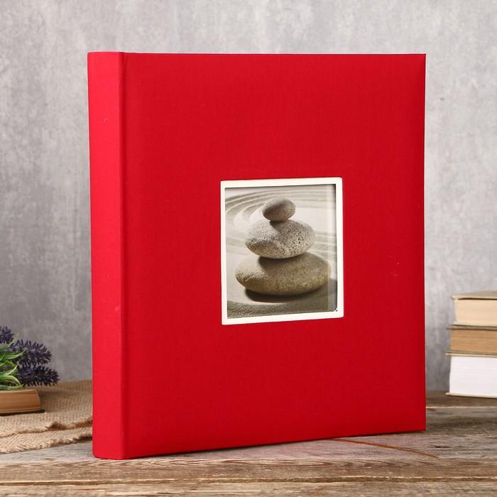"""Фотоальбом Fotografia на 400 фото, 10x15 см., """"Красный"""""""