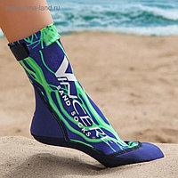 Носки для пляжного волейбола VINCERE GREEN LIGHTNING SAND SOCKS XL