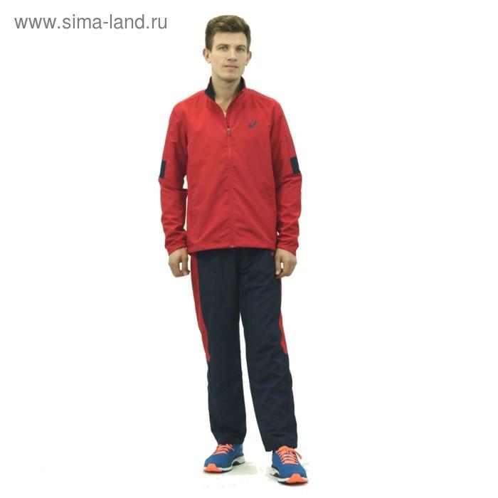 Костюм спортивный ASICS 142894 0672 SUIT INDOOR M - фото 1