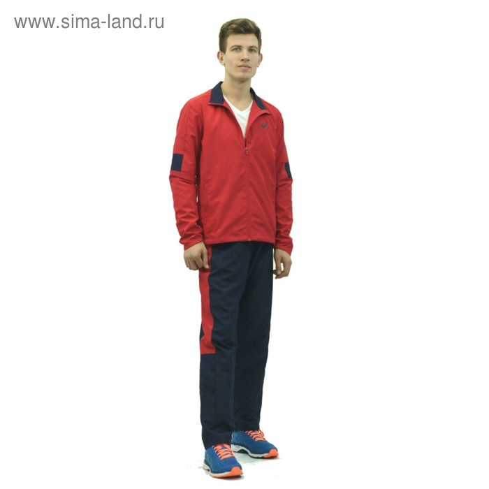 Костюм спортивный ASICS 142894 0672 SUIT INDOOR M - фото 2