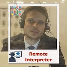 Russian-English Translator / Interpreter in Kazakhstan (Almaty, Nur-Sultan)