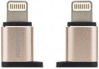 Переходник Remax RA-USB2 (Lightning - Micro)
