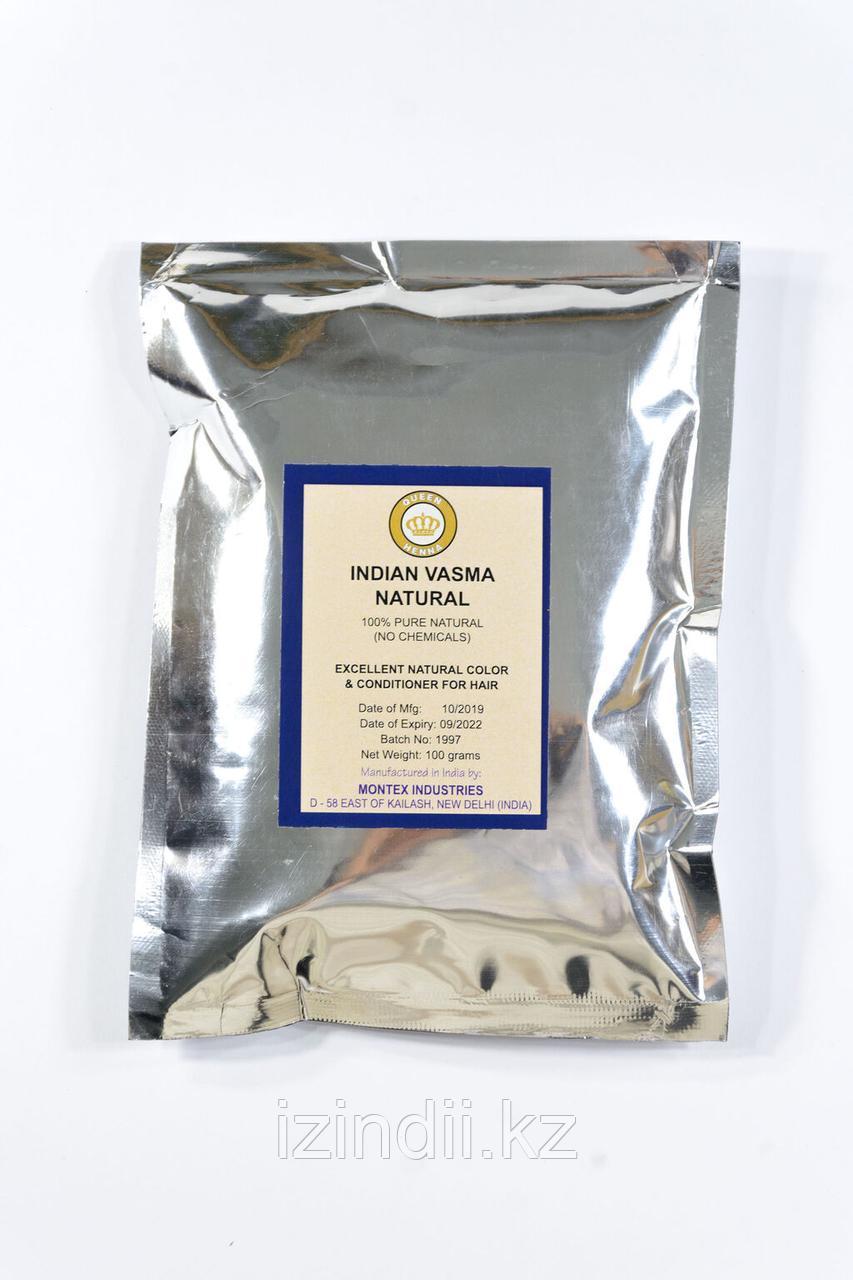 Басма натуральная, Indian Vasma Natural, 100гр