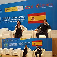 Intérprete ruso-español en Kazajstán - Almaty, Nur-Sultan. Traductor ruso en Kazajstán.