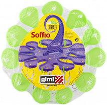 Крючок с прищепками Gimi Soffio (зеленый цвет), фото 3