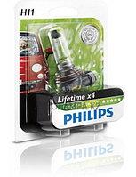 PHILIPS H11 12362LLECOB1 55W 12V Штатная галогеновая лампа