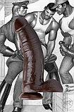 Фаллоимитатор Break Time, 26.5 см - Tom of Finland (только доставка), фото 5
