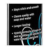 Passion Hybrid Water and Silicone Blend Lubricant, гибридный лубрикант, 236 мл. (только доставка), фото 3