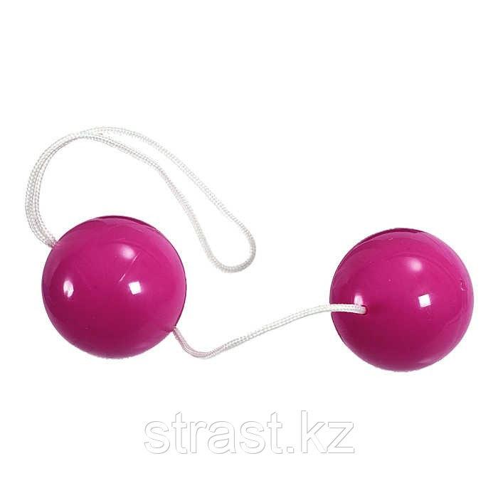 Вагинальные шарики Orgasm Balls Purple