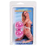 Вагинальные шарики Orgasm Balls Purple, фото 2