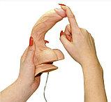 Вибратор реалистик на присоске MORPHEUS 20,5 см, фото 3