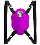 Вибростимулятор для клитора Baile Love Rider на ремешках, фото 3