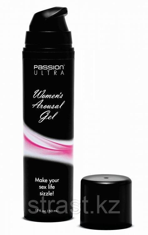 Passion Arousal Gel with L-Arginine for Women, возбуждающий женский гель, 50 мл. (только доставка)