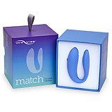 Вибратор для пар Match от известной канадской компании We-Vibe, 7.7 см (только доставка), фото 5