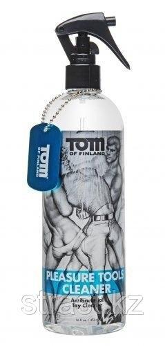 Антибактериальный спрей Tom of Finland Pleasure Tools Cleaner- 473 мл(только доставка)