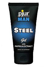 Стимулирующий гель для мужчин Pjur Man Steel - 50 мл (только доставка)