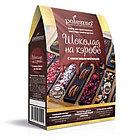 Набор для приготовления Шоколад на кэробе Polezzno, 300 гр