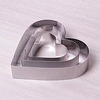Металические формы сердце