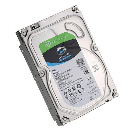 Жёсткий диск 3Tb Seagate SkyHawk ST3000VX010, фото 2