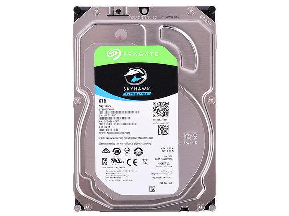Жёсткий диск 6Tb Seagate SkyHawk ST6000VX001, фото 2