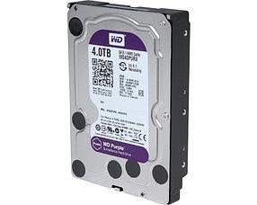 Жёсткий диск 4Tb Western Digital WD40PURX